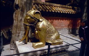 Does anyone have one of these to donate for our Golden Elephant Fundraiser?